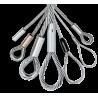 Cables, cadenas y cordelería
